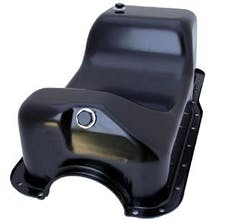 RPC (Racing Power Company) R9754P Black 1983-93 ford 5.0 oil pan