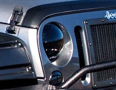Rampage Products 398768 Headlight Cover - Smoke