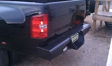 Ranch Hand BBC080BLSL Legend Back Bumper