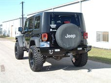 Ranch Hand BBJ071BLL JEEP SPORT BACK BUMPER
