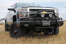 Ranch Hand BSC14HBL1 Summit Bullnose Front Bumper