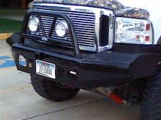 Ranch Hand BTF051BLR Legend Bullnose Front Bumper