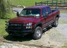 Ranch Hand FBC031BLR Legend Series Front Bumper