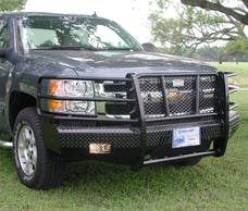 Ranch Hand FSC08HBL1 Summit Series Front Bumper
