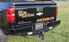 Ranch Hand SBC14HBLSL SPORT BACK BUMPER-LIGHTED W/SENSOR PLUGS