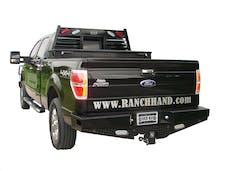 Ranch Hand SBF09HBLSL SPORT BACK BUMPER-LIGHTED W/SENSOR PLUGS
