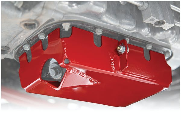 Rancho RS6236 Oil Pan Cover