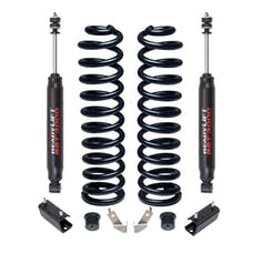 ReadyLift 46-2725 2.5'' Coil Spring Front Lift Kit with SST3000 Front Shocks