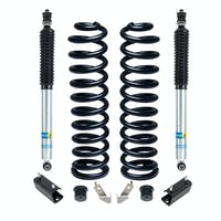 ReadyLIFT 46-2727 2.5'' Coil Spring Front Lift Kit with Bilstein Shocks and Track Bar Bracket