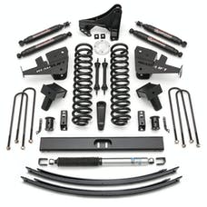 ReadyLift 49-2780 8.0'' Suspension Lift Kit with SST3000 Shocks - 1 Piece Drive Shaft