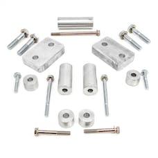 ReadyLIFT 67-5443 TRD Pro Skid Plate Adapter Kit