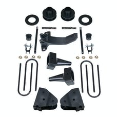 ReadyLIFT 69-2734 3.5'' SST Lift Kit with 4'' Flat Blocks for 2 Piece Drive Shaft without Shocks