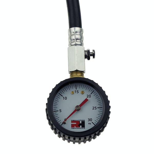 Redhorse Performance 5000-30 Tire pressure gauge - 0-30psi