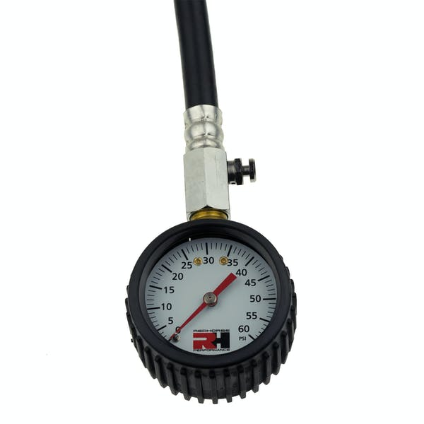 Redhorse Performance 5000-60 Tire pressure gauge - 0-60psi