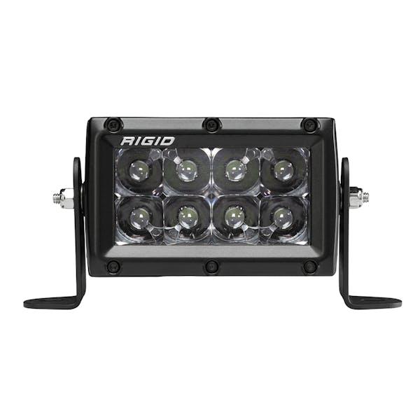 "RIGID Industries 104213BLK E-Series PRO 4"" Spot Light, Midnight"