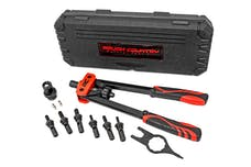 Rough Country 10583 Nutsert Tool Kit - 10 Piece System w/ Quick-Change Mandrel Set