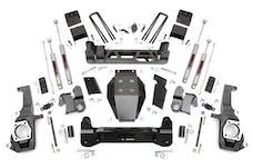 Rough Country 260X 5-inch Non-Torsion Drop Suspension Lift Kit