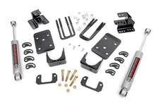 Rough Country 71830 2in / 4in GM Lowering Kit (16-18 1500 PU 2WD)