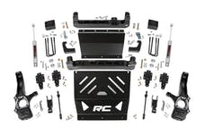 Rough Country 24130 6-inch Suspension Lift Kit (Gas Engine Models)