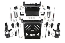 Rough Country 24130D 6-inch Suspension Lift Kit (Diesel Engine Models)