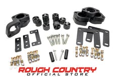 Rough Country RC800 1.25-inch Body Lift Kit
