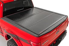 Rough Country 47220550 Ford Low Profile Hard Tri-Fold Tonneau Cover (15-20 F150   5.5' Bed)