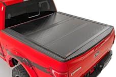 Rough Country 47415500 Toyota Low Profile Hard Tri-Fold Tonneau Cover (05-15 Tacoma   5' Bed)