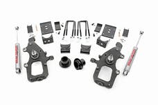 Rough Country 801.20 Front 3-inch / Rear 5-inch Lowering Kit