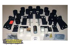 Rough Country BL10053 3in GM Body Lift Kit (99-02 1500/2500 PU)