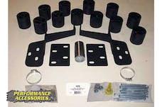 Rough Country BL123 3in GM Body Lift Kit (95-99 Tahoe/Yukon/Suburban)