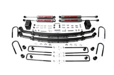 Rough Country 100.20 4-inch Suspension Lift Kit