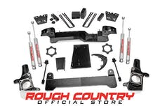 Rough Country 259N2 6-inch Suspension Lift Kit