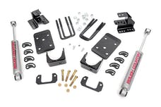 Rough Country 720.20 Front 2-inch / Rear 4-inch Lowering Kit