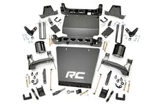 Rough Country 176 7-inch Denali Magneride Suspension Lift Kit