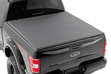"""Rough Country RC44501550 Ford Soft Tri-Fold Bed Cover (01-03 F-150 - 5' 5"""" Bed)"""
