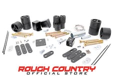 Rough Country RC605 2-inch Body Lift Kit