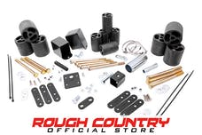 Rough Country RC606 3-inch Body Lift Kit