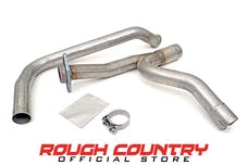 Rough Country 1040 Exhaust Y-Pipe Assembly