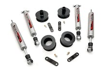 Rough Country 657 2.5-inch Entry Level Suspension Lift Kit