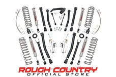 Rough Country 67422 4-inch X-Series Suspension Lift System