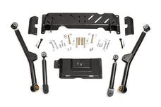 Rough Country 68900U X-Flex Long Arm Upgrade Kit for 4-6-inch Lifts