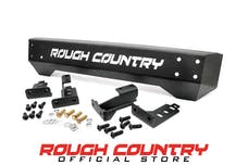 Rough Country 1011 Front Stubby Bumper
