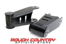Rough Country RC0500 1.5-inch Lowering Shackles (Pair)