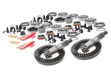 Rough Country 203035410 Front HP D30 & Rear D35 4.10 Gear Set w/ Install Kits (87-95 Wrangler YJ)