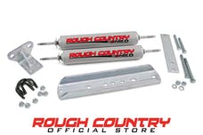 Rough Country 87338.20 Dual Steering Stabilizer