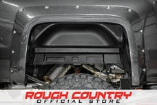Rough Country 4211 Rear Wheel Well Liners (Pair)