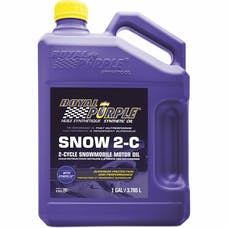 Royal Purple 04511 Snow 2-C TWIII Two Cycle Engine Oil Gal Bottle