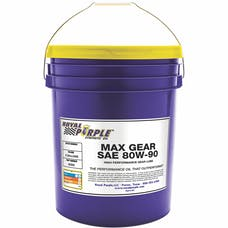 Royal Purple 05302 80W-90 Max Gear Oil 5 Gal. Pail