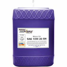 Royal Purple 05540 5W-40 Passenger Car Engine Oil 5 gal. Pail