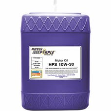 Royal Purple 35130 10W-30 HPS Engine Oil 5 gal. Pail